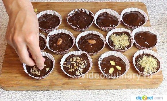 Рецепт начинка из конфет