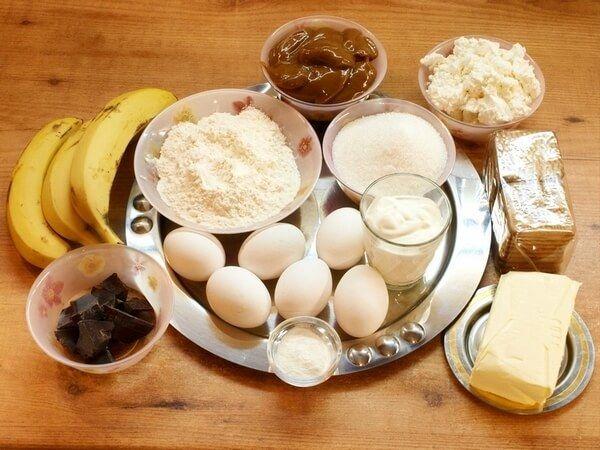 Ингредиенты Торт с мастикой на День рождения
