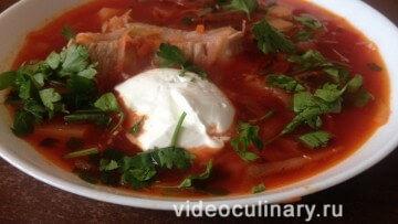 рецепт овощного супа самого вкусного