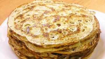 The openwork pancakes 2