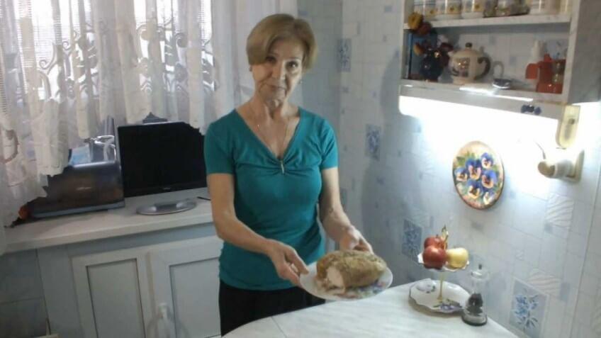 Буженина из куриной грудки