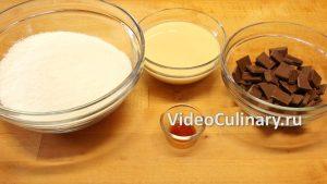 Ингредиенты Шоколадный батончик Баунти