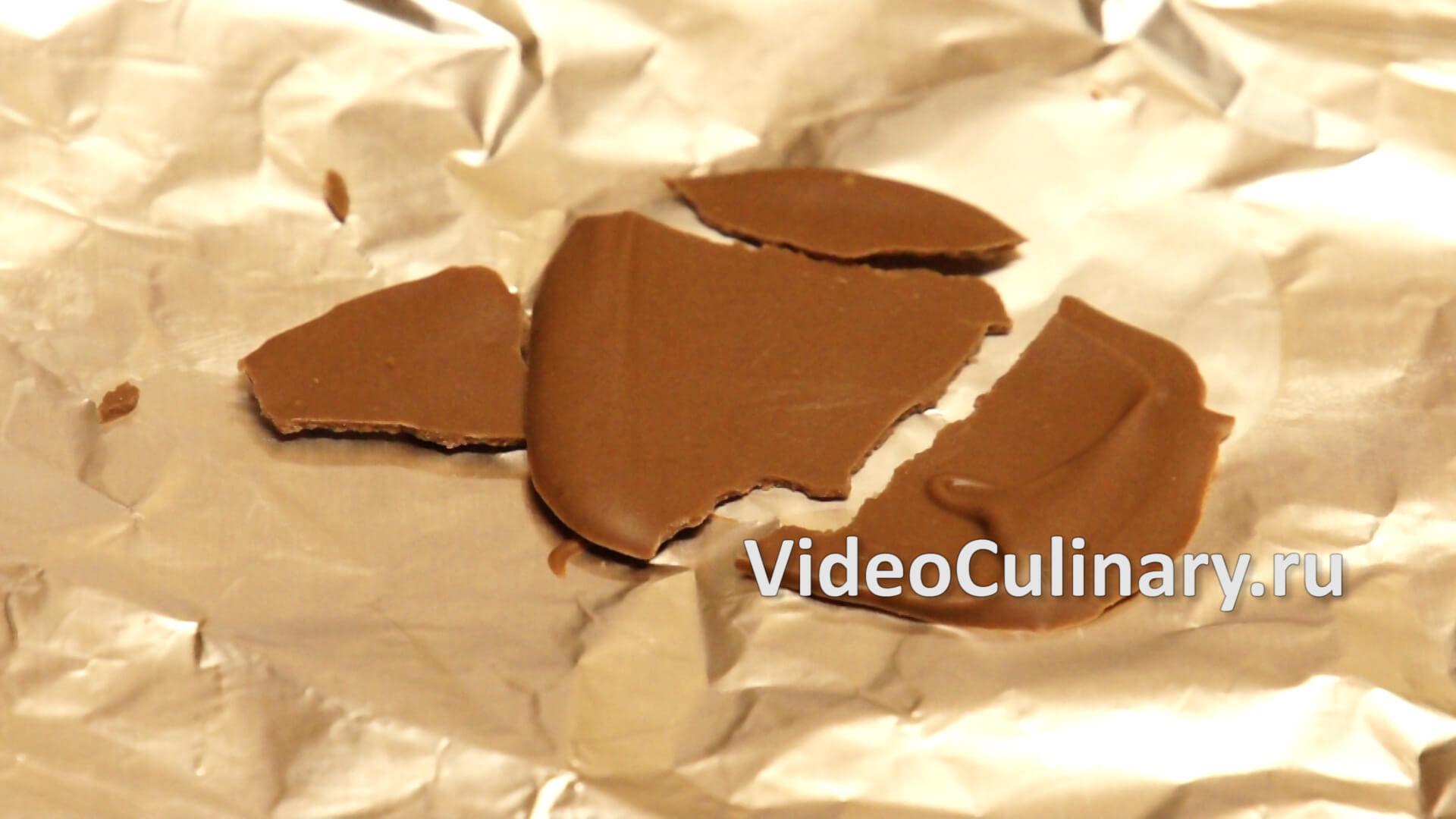 Шоколад своими руками не таял 80