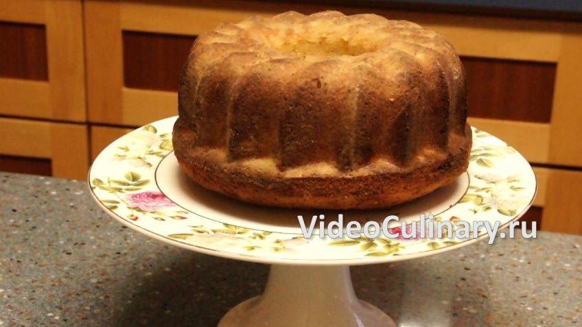 Подгорел бисквит или кекс - что делать?
