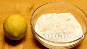 Ингредиенты Простая сахарная глазурь