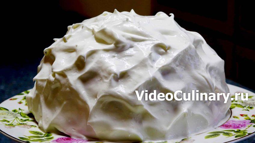 Самый простой способ украшения тортов