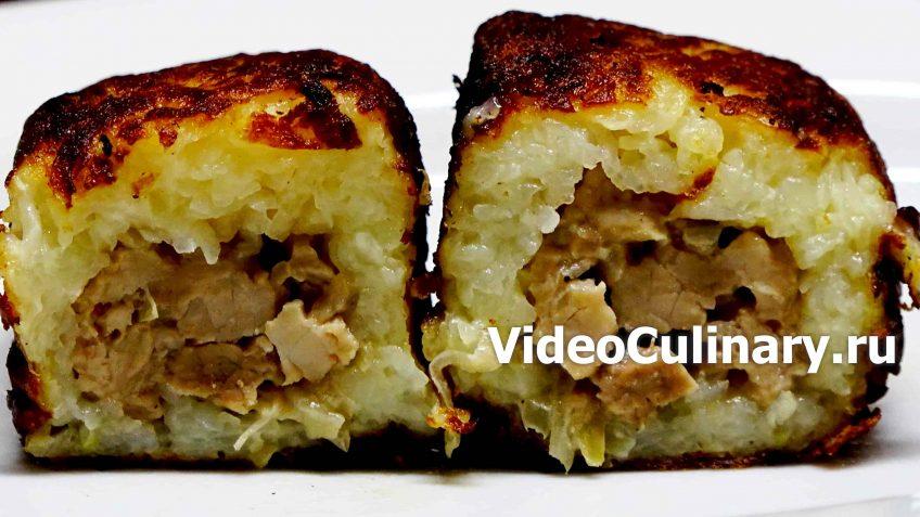 Колдуны картофельные