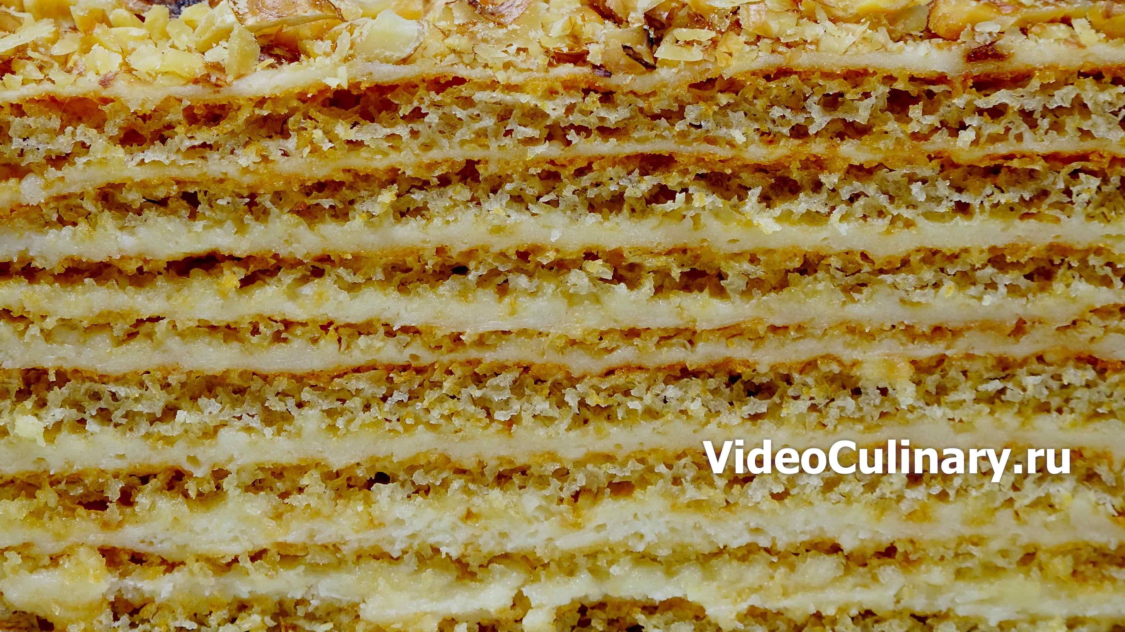 Медовик, самый вкусный и простой торт